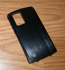 *Replacement* Black Battery Cover / Door Only For LG Shine CU720 Cell Phone