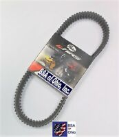 "GATES SNOWMOBILE DRIVE BELT FOR POLARIS 800 PRO RMK 155 3"" 2016 2017 2018 2019"