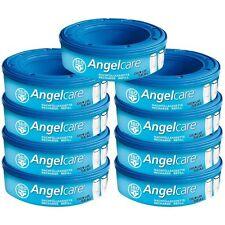 Angelcare Lot de 9 recharges pour Poubelle à Couches