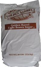 Golden Barrel Light Brown Sugar 50 Lbs