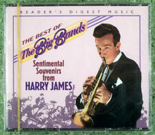 READER'S DIGEST MUSIC HARRY JAMES 2 CD BIG BAND SEALED