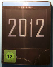 2012 Blu-ray SteelBook - Original Embossed Release