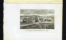 A View of Concord taken in 1776  - 1898 Printing