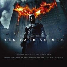 Hans Zimmer - Dark Knight [Soundtrack CD] The Collectors Edition Batman