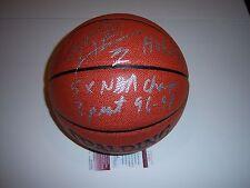 DENNIS RODMAN CHICAGO BULLS,HOF 2011,5XNBA CHAMP,3PEAT JSACOA SIGNED BASKETBALL