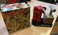 Feuerzeug Beetland, Selten! Explosive Dynamite Briquet U.S. Army Nudfish,SH-5