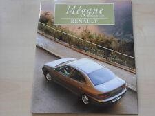 52201) Renault Megane Classic Prospekt 04/1997