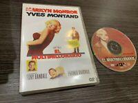 Il Billionaire DVD Marilyn Monroe Yves Montand Tony Randall F Vaughan