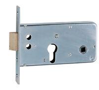 Iseo 720.60.0 serratura orizzontale per profilati 60 mm senza cilindro
