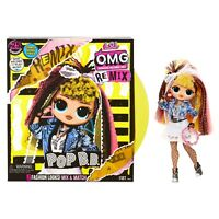 LOL Surprise REMIX OMG Fashion Doll POP BB Music Set Present