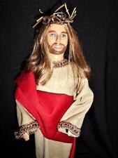 Jesus ~ Bible KEN Barbie doll ooak custom world Historical Figure Lord Christ DS