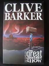 Clive Barker Complete Great and Secret Show TPB Science Fiction Club New NM+