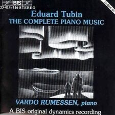 The Complete Piano Music, New Music