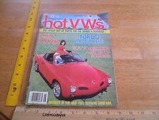 Dune buggies & Hot VWs 1979 magazine Turbo Rabbit Ghia Bug Sand Rail