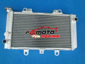 Aluminum Radiator for ATV YAMAHA QUAD GRIZZLY 660/YFM660F/YFM66F 4x4 2002-2008