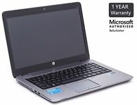 HP Elitebook 840 G1 Ultrabook i5 4300u 8GB Ram 120GB SSD Windows 10 Home