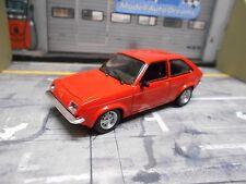 VAUXHALL Chevette Opel C Kadett City rot red 1982 Altaya De Agostin S-Preis 1:43