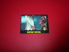 OUTER LIMITS trading card #39 Bubbles Inc. 1964 tv horror sci-fi PRINTED IN USA