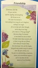 Friendship Greeting Card for My Friend Between You and Me Hallmark 32