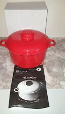 Chef Renzo The MicroMasters Microwave Pressure Cooker / 2 1/2 Qt. / NIB