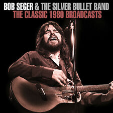 BOB SEGER New Sealed 2019 LIVE 1980 GERMANY CONCERT PERFORMANCES CD