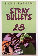 STRAY BULLETS #28 David Lapham El Capitan Comics 2002
