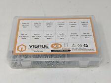 New listing Vigrue Cotter Pin-Hair Pin Assortment Kit