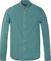 Scotch & Soda Men's Shirt Classic BB Check Size Small Style 142534 RRP £79