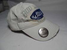 2010 Anheuser Bush  Bud Light Velcro Bottle Cap Hat Official Product