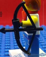 "LEGO-MINIFIGURES SERIES 8909 OLYMPICS X 1 BLACK BOW FOR THE Archer ""PLEASE READ"""