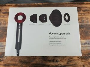 Dyson Supersonic Hair Dryer Iron Fuchsia Red 3rd Generation HD03