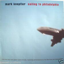 "MARK KNOPFLER ""SAILING TO PHILADELPHIA"" U.S. PROMO POSTER - Guitar, Dire Straits"