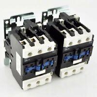 TELEMECANIQUE LC2-D65 AC Contactor LC2D65 LC2D6511-M6 220V Coil 3 Phase 3 Pole 6