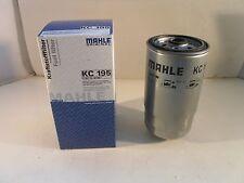 Mahle Fuel Filter KC195 - Fits Alfa Romeo Citroen Fiat LDV Peugeot *OE QUALITY*