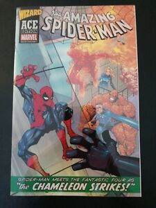 Amazing Spider-Man #1 Wizard Ace NM 9.4 RAMOS NICE **LOOK**