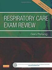 Respiratory Care Exam Review, 4e by Persing BS  RRT, Gary, NEW Book, FREE & FAST