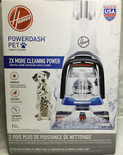 Hoover FH50710 PowerDash Pet Compact Carpet Cleaner