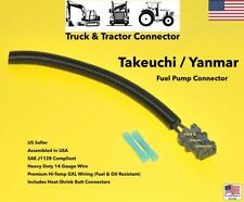 Takeuchi Heavy Equipment Parts & Accessories for Yanmar for