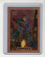 Punisher 1994 Marvel Masterpieces Bronze Exclusive Walmart Holofoil #6 NM/M