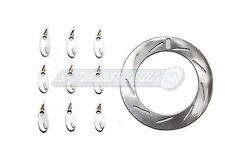 Powerstroke 6.0L Turbo VGT 9 Pieces Vane Pack & Unison Ring Kit 2004 - 2007