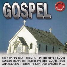 Compilation CD Gospel - Original Recordings - Europe (M/EX+)