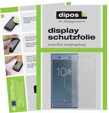 2x Sony Xperia XZ1 Film de protection d'écran protecteur antireflet dipos