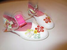 Girls leather shoes sandals Oilily, Made in Italy, Euro size 35