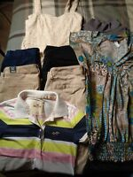 Lot of 8 pieces, petite, small size, skinny clothes