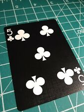 Magic Trick - Black tiger Gaff Card - Bicycle Back Card - Video Tutorial