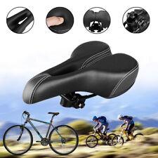 Bike Seat Saddle w/Soft Cushion Comfort Cycling Racing Seat Saddle Bicycle Parts