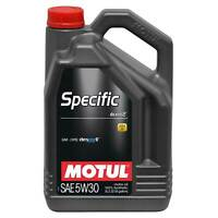 Motul 5 Litres Of GM/Opel/Saab Specific Dexos2 Fully Synthetic 5W30 Engine Oil