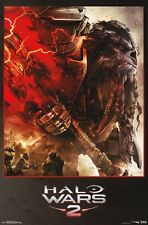 HALO WARS 2 - FACE OFF POSTER - 22x34 VIDEO GAME 14529