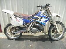 Yamaha YZ250 YZ 250 1993 93 Wrecking Parts Brake Pedal