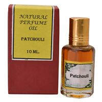 Natural perfume Oil Patchouli Free From Alcohol 10ml- Free Shipping